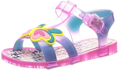 Agatha Ruiz De La Prada Kids Girl's 142998 (Toddler/Little Kid) Blue Sandal 30 (US 13 Little Kid) - Kids Prada Shoes