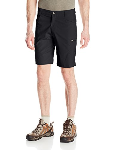 Columbia Mens Silver Ridge Stretch Short  Black  32 X 8