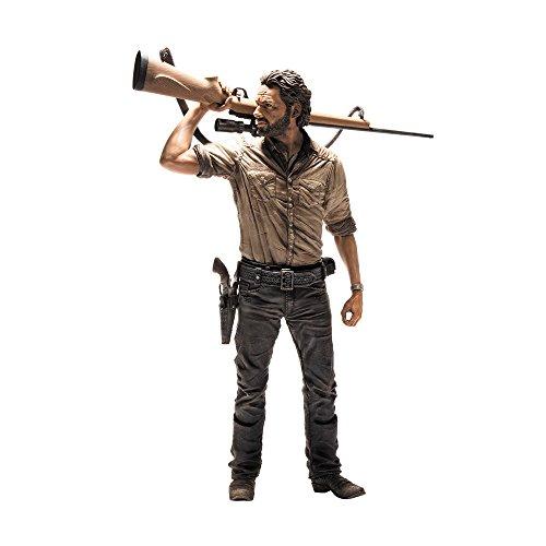 "McFarlane Toys The Walking Dead TV 10"" Rick Grimes Deluxe Figure"