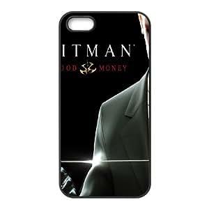 Generic Case Agent 47 Hitman For iPhone 5,5S ZDC1124043
