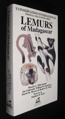 Lemurs of Madagascar (Tropical Field Guide Series)