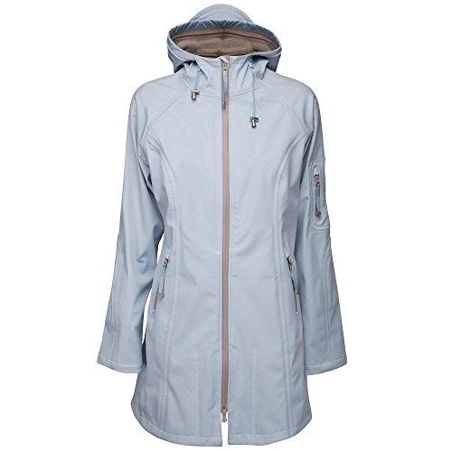Woman 3 Jacobsen 4 Raincoat Faience Grey Atmosphere Ilse q5RHZwvy5