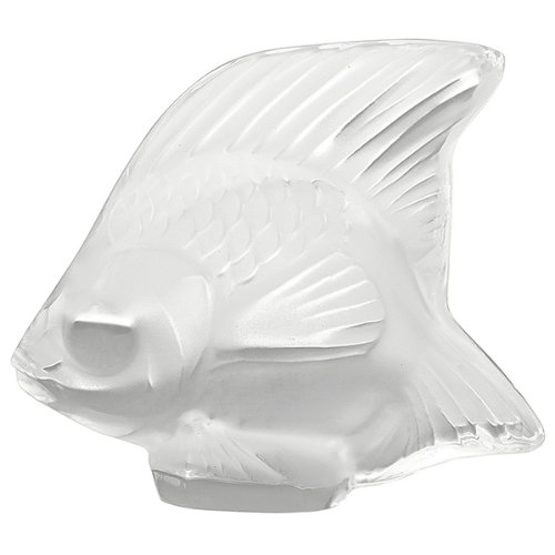 Lalique Clear Crystal Fish 3000000 (Lalique Clear Crystal)