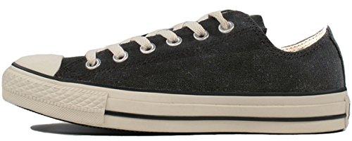 Converse all star low vintage chuck parchment/114010–couleur :  noir/parchment