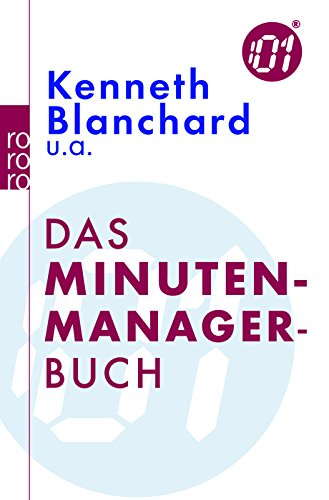 Das Minuten-Manager-Buch