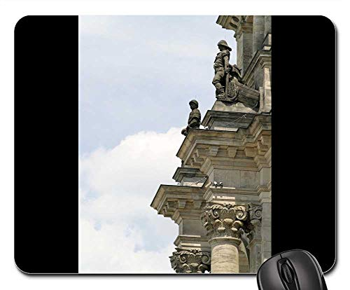 Mouse Pads - Berlin Reichstag Architecture Dome Germany 1