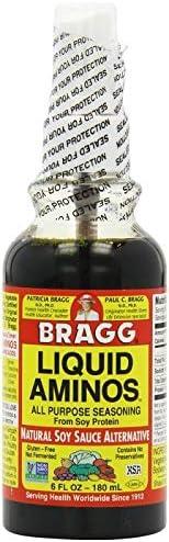 Bragg Sazonador Líquido Todo Propósito con Aminoácidos, 180 ml