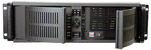 Rugged Military Rackmount (ICI 3UJ59FAN 3U Rackmount Computer - Intel i3/2GB/500GB/Dual LAN/DVD-RW/Win7 32-bit - 19