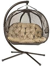 Amazon Com Loveseats Patio Seating Patio Lawn Amp Garden