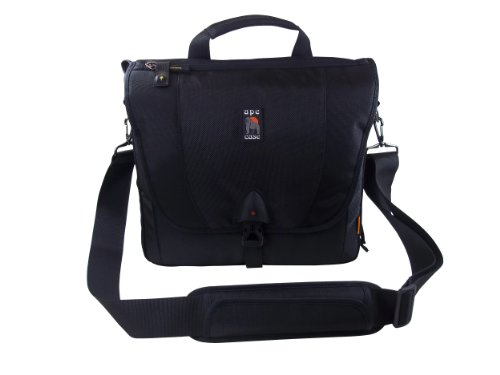 Ape Case Envoy Large Messenger-Style DSLR Camera Case (ACPRO1610W) by Ape Case