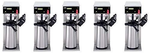 Wilbur Curtis G3 Airpot Brewer 2.2L To 2.5 L Single/Standard Airpot Coffee Brewer, Dual Voltage - Commercial Airpot Coffee Brewer - D500GT63A000 (Each) - Wilbur Single Curtis