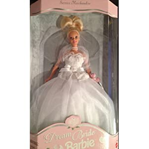 Dream Bride Barbie - Service Merchandise Special Edition - 1996