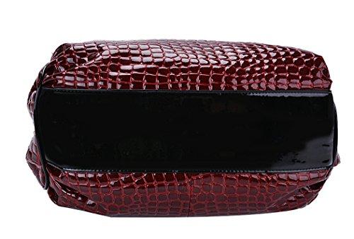Red L Fanspack A Donna Wine Tracolla Borsa w4w6qT87