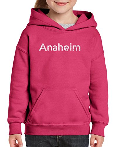 Ugo Anaheim CA California Map Flag Home of University of Los Angeles UCLA USC Girls Boys Youth Kids - Map California Disneyland Anaheim