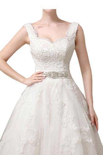 Victory Bridal - Abito da sposa - linea ad a - Donna