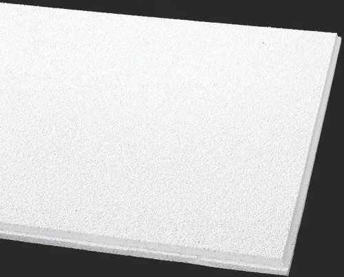 Ceiling Tile, 24 x 24 In, 5/8 In T, PK16