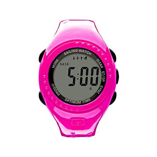 (Optimum Time OS Series 11 Ltd Edition Sailing Watch PINK 1129 Colour - Pink)