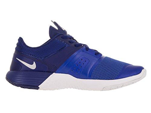 Nike Fs Lite Trainer 3, Zapatillas de Deporte para Hombre Rcr Blue/Mtlc Pltnm/Deep Ryl Bl/Wh