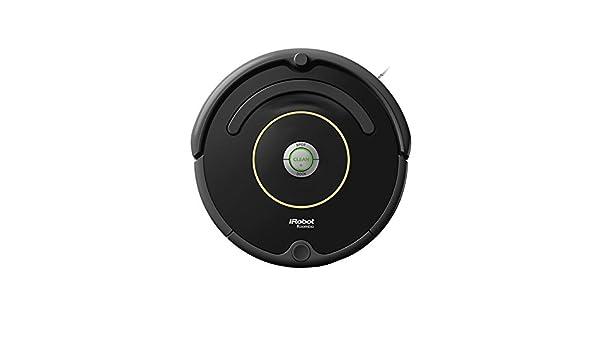 Robot aspirador Roomba 612 iadapttm aerovactm 0,41 L 33 W: Amazon ...