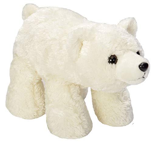 Wild Republic Polar Bear Baby Plush, Stuffed Animal, Plush Toy, Gifts for Kids, Hug