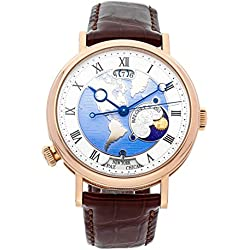 Breguet Classique Mechanical (Automatic) Gold Dial Mens Watch 5717BR/US/9ZU (Certified Pre-Owned)