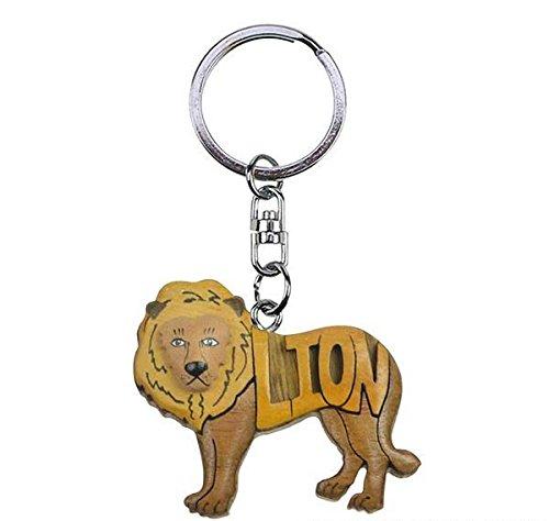 WORD KEYHOLDER LION, Case of 60