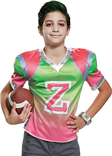 Disguise Zed Football Jersey Child Costume, Multi Color, Size/(4-6)]()