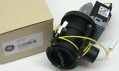 WH23X10011 GE Washer Assembly-Pump Drain