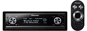 Pioneer DEX-P99RS - Radio con CD/DVD para coches, negro