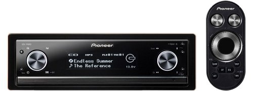 Reference Series Stereo - Bilenkin's Classic 99 / Vintage style car radio - a retro conversion of the in-dash CD/MP3 Car Stereo Receiver of reference series (DSP, 24-bit DAC, 4x50W, 1-din, etc.)