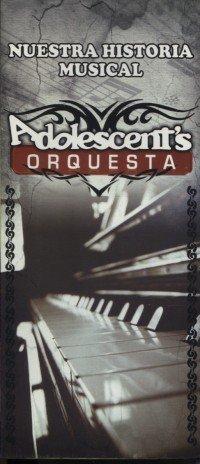 Nuestra Historia Musical by Adolescents : Adolescents ...