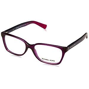 Eyeglasses Michael Kors MK 4039 3222 TRANSPARENT PURPLE
