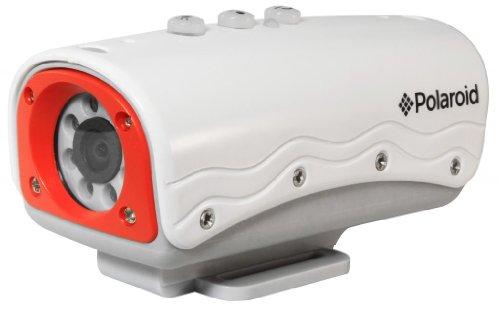 Polaroid XS20 HD 720p 5MP Waterproof Sports Action Camera wi