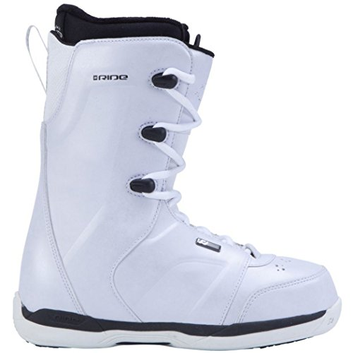 Ride White Snowboard Boots (Ride Donna Womens Snowboard Boots White 7)