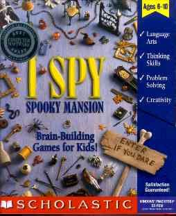 Read Online I Spy Spooky Mansion ebook