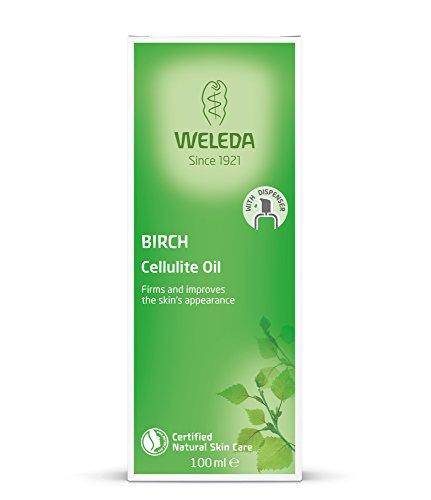 Weleda Birch Cellulite Oil, 3.4 Ounce (Cellulite Body Oil)