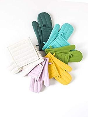 TODAY 257492 Set de Guante/manopla algodón 32 x 20 cm, algodón ...