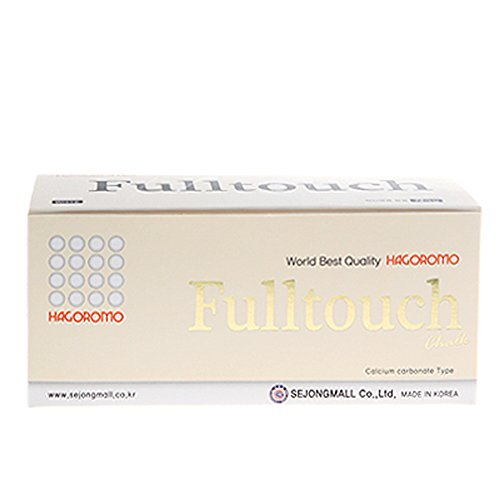 Hagoromo Fulltouch Chalk 1Box (72pcs) White by Hagoromo