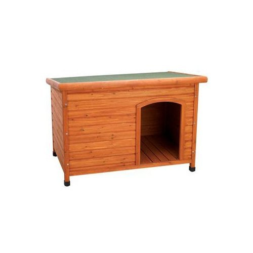Ware Manufacturing Premium Plus Fir Wood Dog House - Large