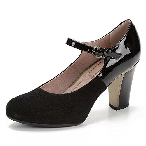 tacón Pitillos mujer Zapato Hielo 1782 alto Piedra de de pulsera wvBvgYqfr