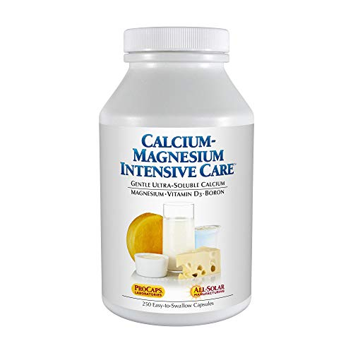 - Calcium-Magnesium Intensive Care