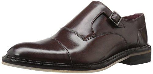 Ted Baker Men's PHLOYD Uniform Dress Shoe, Brown, 10 M US