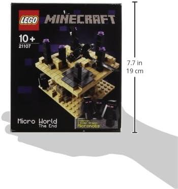 LEGO 21107 - Minecraft Micro World: Amazon.es: Juguetes y juegos