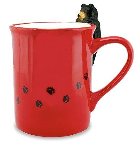 Bear Coffee Mug Novelty Tea Cup - Cape Shore (Bears Shore)