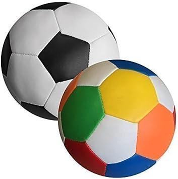 Maro Toys Balón de fútbol Suave M60310 Ø18 cm, Unidad única ...