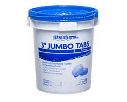 Leslie s 35 lb. 3 in. Jumbo Tabs Chlorine Bucket by Leslie s