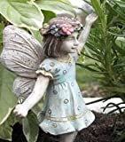 Miniature Fairy Adley w/ 3″ pick – Mini Dollhouse Pieces Gnome Fairy Garden Village Accessories Decoration