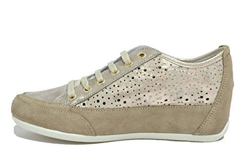 Igi&co Sneakers zeppa visone scarpe donna 77862