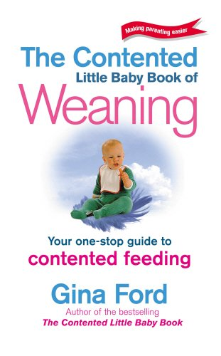 Contented Little Baby Book Weaning product image