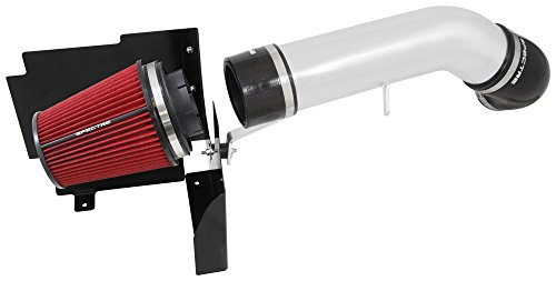 - Spectre Performance Cold Air Intake 9900 Kit with Red filter for 1999-2007 GM Truck